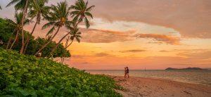 romance beach wedding vacation family group luxury wellness travel